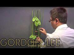 フラワーアレンジメント,B84 Clustering Skill   Flower Arrangement by Gordo - YouTube