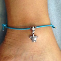 Turtle Anklet                                                                                                                                                                                 More