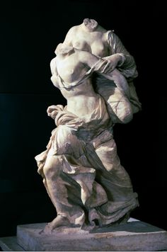 Ephedrismos-Group of two women, one carrying the other, 4th century B.C.