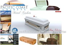 http://www.pacificcoastcaskets.com/categories Antique Los Angeles Caskets for Sale at Pacific Coast Caskets. We are among the best Casket Companies Los Angeles. Best and Lowest Los Angeles Casket Prices is guaranteed here. Let Soul Rest in God's Care.