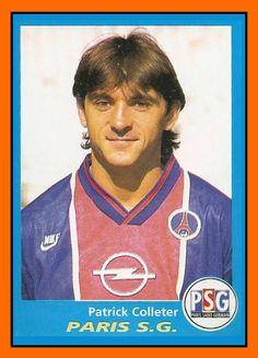 Patrick Colleter 1995-96