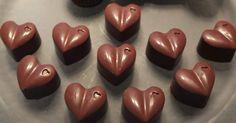 Nut Hearts - Rocher Pralinen