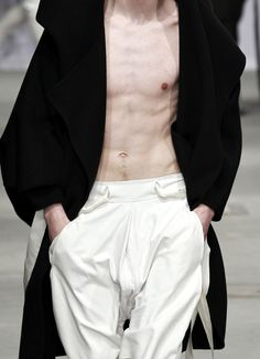 Thimister Fall/Winter 2011/2012 Menswear