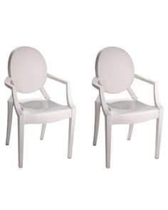 Set of 2 Bugatti Dining Chairs  is on Rue. Shop it now.