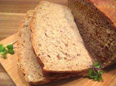 Brot selbst gebacken | via julesmoody