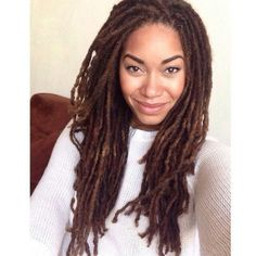 Great locs and color!