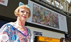 Art Everywhere brings artworks to a billboard near you