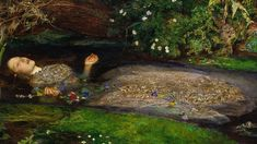 Image result for Ophelia (painting)