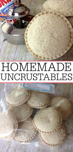 Kids Meals Love uncrustables but don't like paying for them? Make your own homemade uncrustables for a whole lot cheaper. - Love uncrustables but don't like paying for them? Make your own homemade uncrustables for a whole lot cheaper. Kids Cooking Recipes, Baby Food Recipes, Gourmet Recipes, Kids Meals, Snack Recipes, Easy Meals, Kid Cooking, Cooking Classes, Cooking Bacon