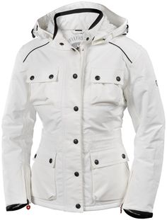 Wellensteyn - Spyce. Functions : Windproof-Weterproof-Breathable-Taped seams
