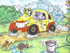Sock Learns to Drive! is a moral short story for kids by Michelle Caines. Read this interesting simple story at Kids World Fun. Short Stories For Kids, Simple Stories, Learning To Drive, Children And Family, Learning Centers, Esl, Marathon, Sock, Activities
