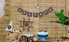 Festa infantil com tema pirata no 'Fazendo a Festa' - Fazendo a Festa - GNT