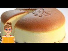 YouTube Japanese Cheesecake Recipes, Cotton Cheesecake, Cotton Cake, Cheesecakes, Japanese Food, Nutella, Sweet Recipes, Baking Recipes, Deserts