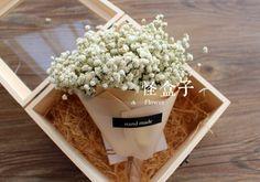 The strange box mini manual Mantianxing flower flower bouquet bestie birthday Christmas graduation gift wedding props