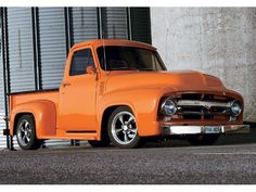 A Brief History Of Ford Trucks – Best Worst Car Insurance Old Ford Trucks, Old Pickup Trucks, Hot Rod Trucks, New Trucks, Custom Trucks, Cool Trucks, Custom Cars, Classic Pickup Trucks, Ford Classic Cars