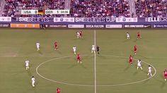 Alex Morgan making it look easy. Alex Morgan, Soccer, Goals, Nike, Easy, Sports, How To Make, Germany, Hs Football