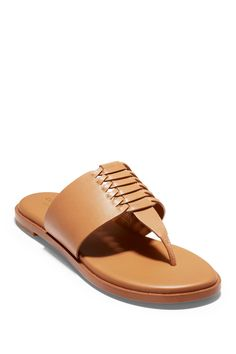 Felix Grand Thong Sandal by Cole Haan on Slipper Sandals, Women's Shoes Sandals, Dress Shoes, Black Leather Shoes, Leather Sandals, Leather Men, Leather Slippers, Mens Slippers, Shoe Wardrobe