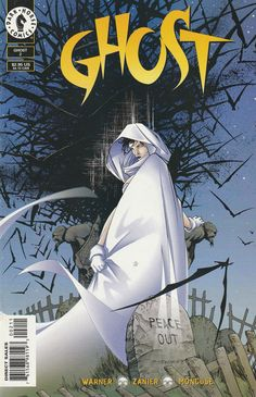 Ghost # 2 Dark Horse Comics Vol 2 ( 1999 )