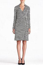 Wrap Dresses - Designer Wrap Dresses - Designer Dress by DVF