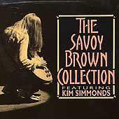 The Savoy Brown Collection by Savoy Brown (CD, Jul-1993, 2 Discs, PolyGram) #HardRock