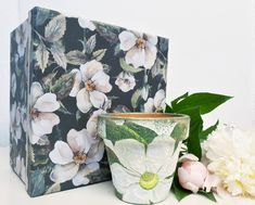Flower pot iris floral planter clay pot in floral giftbox white garden decor floral home decor decoupage planter gift for mother her wife by biborvarazs on Etsy Flower Pots, Flowers, Natural Home Decor, White Gardens, Clay Pots, Mother Gifts, Outdoor Gardens, Decoupage, Planters