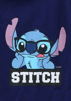 Womens Lilo And Stitch Reversible Hooded Sweatshirt