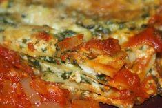 La Cuisine d'Alba: Mes Lasagnes au Brocciu, aux Epinards et Feuilles de Blettes