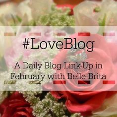 Get ready to blog everyday in February with #LoveBlog! 29 prompts, 29 days (Leap Year!), 29 ways to express your love. Will you take the challenge?