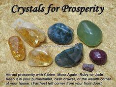 prosperity crystals