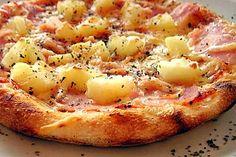 Pizza-Hawaii