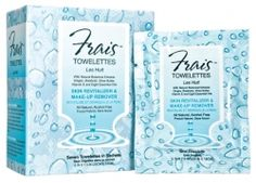brand :: Frais :: FRAIS TOWELETTES INDIVIDUALS™-Seven disposable towelettes in individual packs - whats hot! the hottest products in the mar...