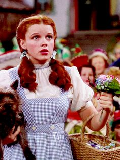 *DOROTHY GALE ~ The Wizard of OZ, 1939
