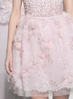 Georges Hobeika Haute Couture Spring 2013 Details