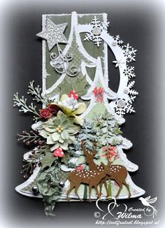 Wil Frutsel: Bomen voor Kerst