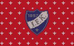 HIFK knitting chart