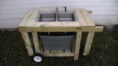 Picture of Garden Sink