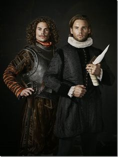 This article deals with the recently produced series The Siege and Relief of Leiden by Dutch photographer Erwin Olaf, a commission of Leiden University and Leiden's municipal Museum De Lakenhal. Erwin Olaf, Foto Fashion, Fashion Art, Fashion History, The Siege, Renaissance Fashion, Advertising Photography, Fine Art Photography, Narrative Photography