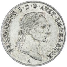 20 Kreuzer 1834 A