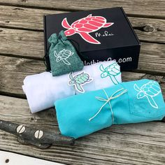 Not sure what to get, or just cant decide?! Go with a Makai Mystery Box! It comes filled with; 2 shirts, a bracelet, and stickers all packed up in our very own Makai gift box! Please select the size y