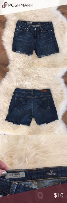 Ag jean cut off shorts Cut off jeans shorts AG Adriano Goldschmied Shorts Jean Shorts
