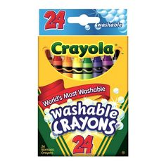 Crayola Washable Crayons Assorted Colors 24 Count #homegoods #homegoodslamps #homesgoods #homegoodscomforters #luxuryhomegoods #homeandgoods #homegoodssofa #homegoodsart #uniquehomegoods #homegoodslighting #homegoodsproducts #homegoodscouches #homegoodsbedspreads #tjhomegoods #homegoodssofas #designerhomegoods #homegoodswarehouse #findhomegoods #modernhomegoods #thehomegoods #homegoodsartwork #homegoodsprices #homegoodsdeals #homegoodslamp #homegoodscatalogues #homegoodscouch…