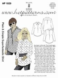 HP 1029 Plain & Simple Superfantastic Shirt