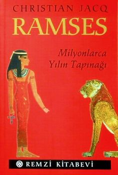 Ramses - The Temple of a Million Years by Christian Jacq