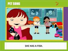 ▶ Pet Songs - YouTube  -Repinned by Totetude.com