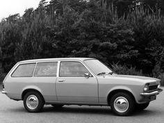 Opel Kadett Caravan - 1973
