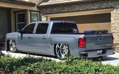 80s Chevy Truck, Chevy Luv, Chevrolet Trucks, Chevrolet Silverado, Bagged Trucks, Lowered Trucks, Gm Trucks, Cool Trucks, Gmc Sierra Crew Cab