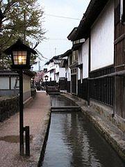 Hida-Furukawa, Gifu, Japan      岐阜県飛騨古川