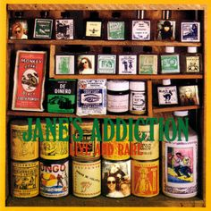 """Janes Addiction, Live and Rare**: Okay, it's good, but it certainly isn't great. Actually, I've dropped this down a notch because it's really only barely good. Two versions of """"Had a Dad,"""" too many demos, and too little oomph drag this down. Only diehard Jane's Addiction fans will like this (or so I believe), but then again maybe not. As I am a die hard Jane's Addiction fan, and I just don't think this lives up to the name. 3/9/15"""