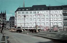 Spittelmarkt.. Kaufhaus Leineweber.. Petrikirche.. 1939