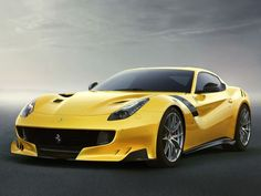 Check out the new Ferrari withh over 750HP!
